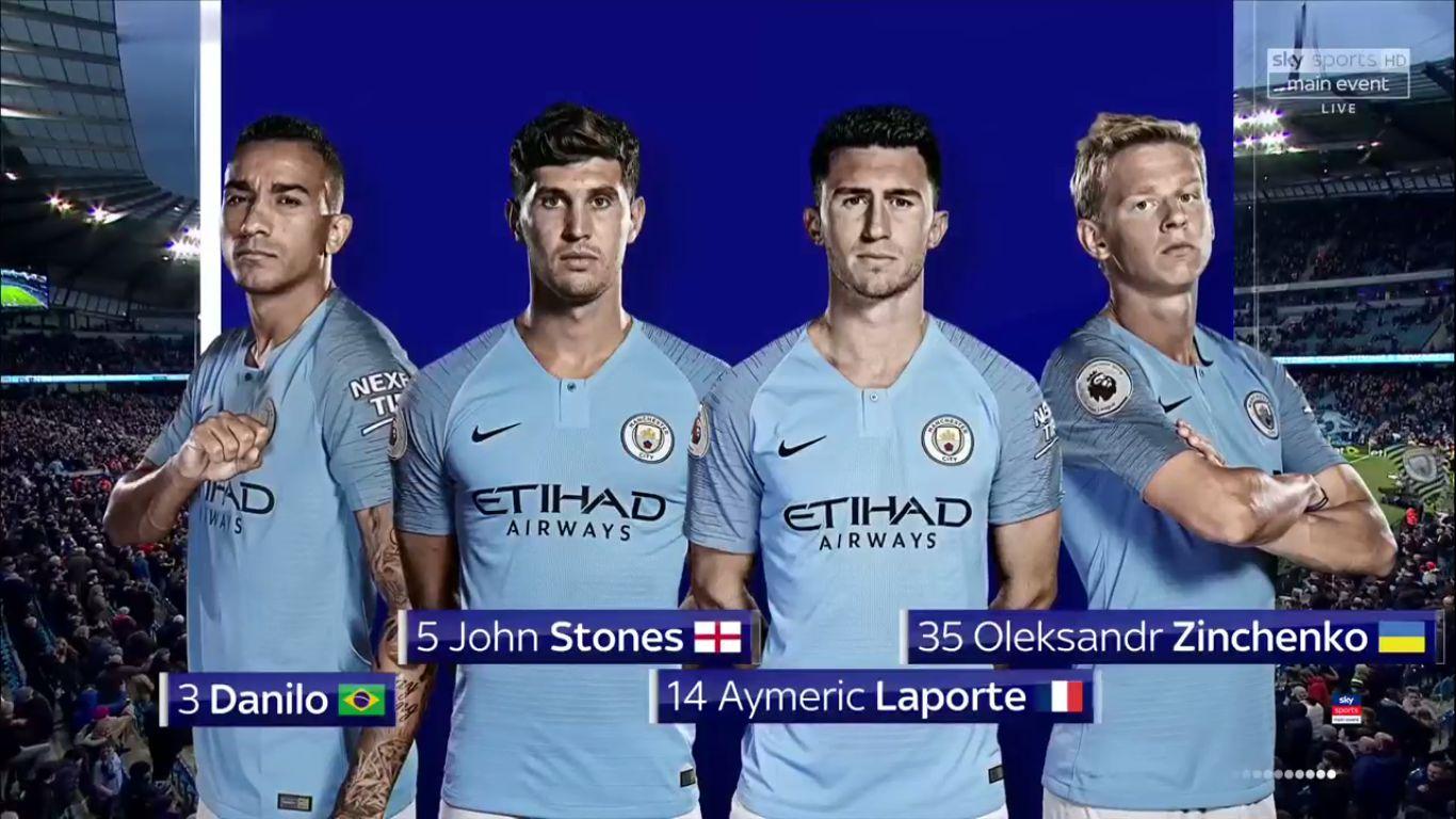03-04-2019 - Manchester City 2-0 Cardiff City