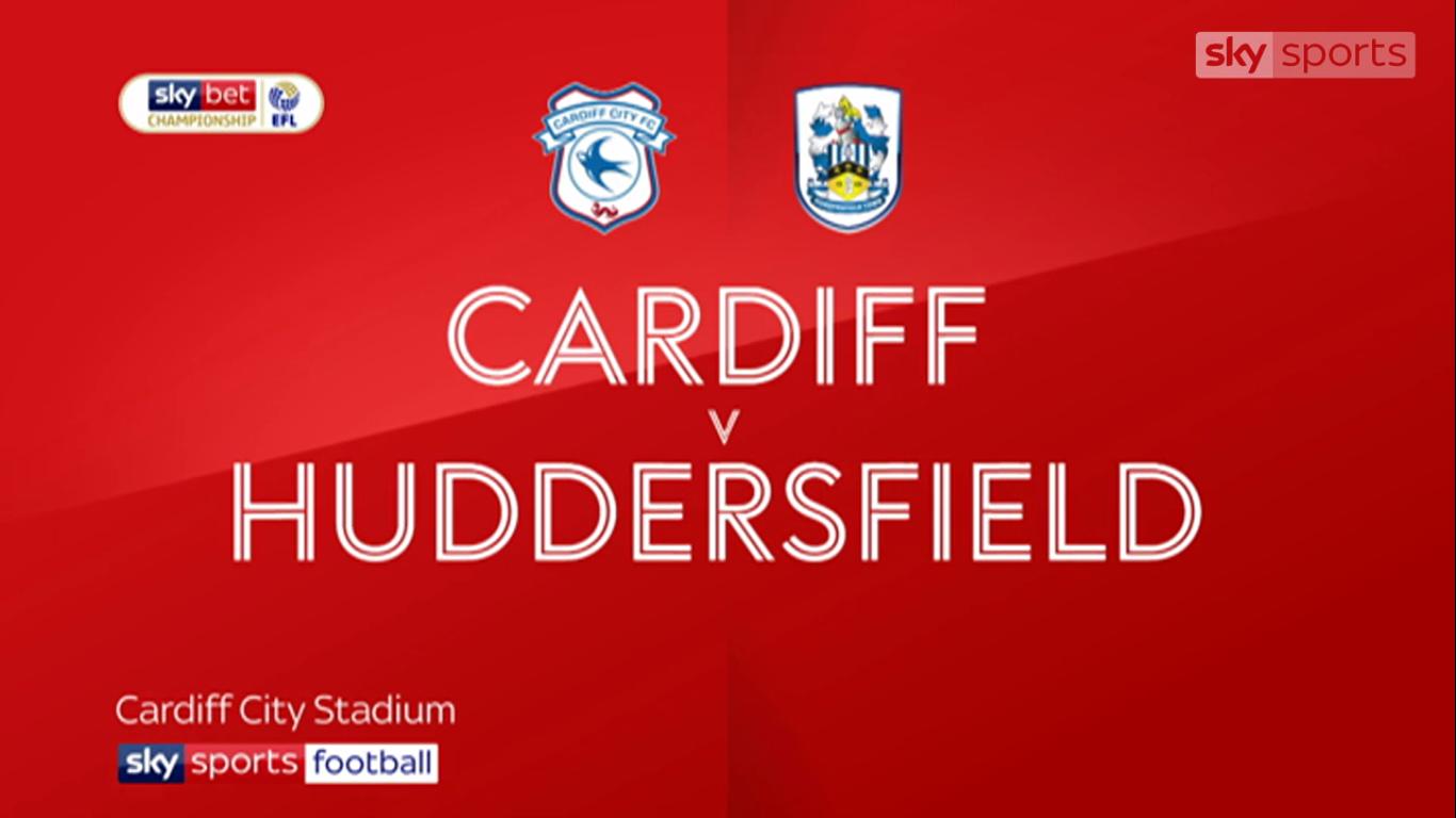 21-08-2019 - Cardiff City 2-1 Huddersfield Town (CHAMPIONSHIP)