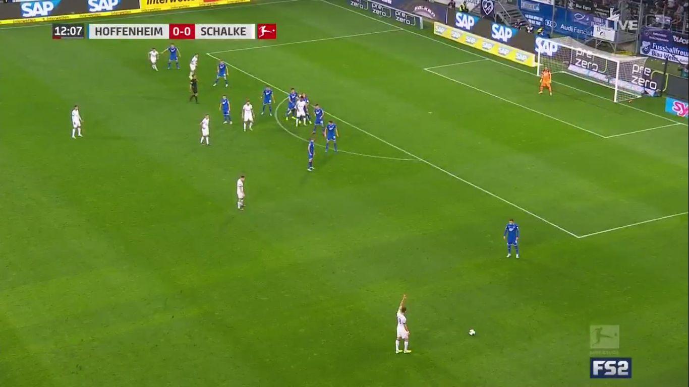 20-10-2019 - Hoffenheim 2-0 Schalke 04