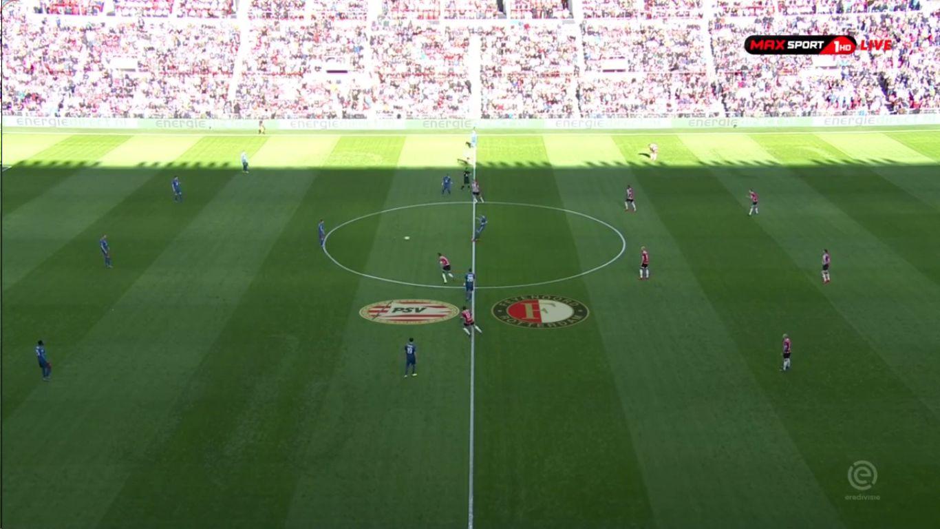 24-02-2019 - PSV Eindhoven 1-1 Feyenoord