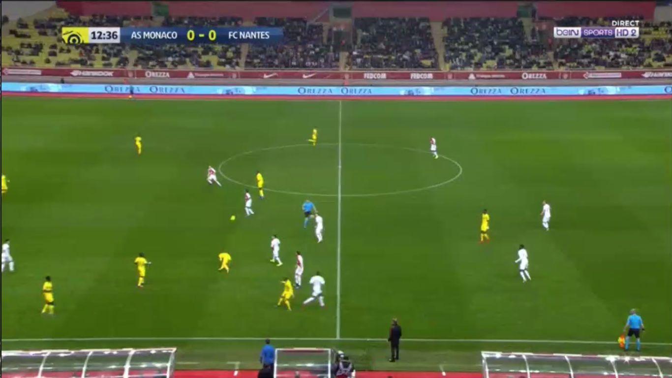 16-02-2019 - Monaco 1-0 Nantes