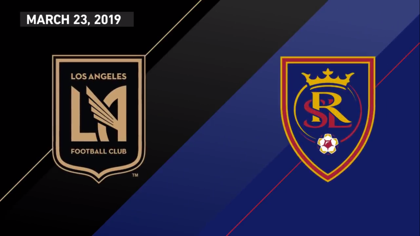 24-03-2019 - Los Angeles FC 2-1 Real Salt Lake