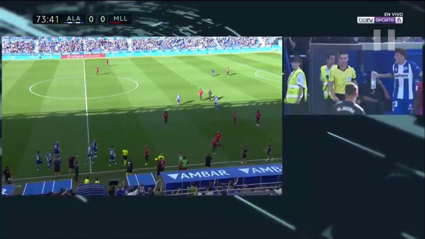 29-09-2019 - Deportivo Alaves 2-0 Mallorca
