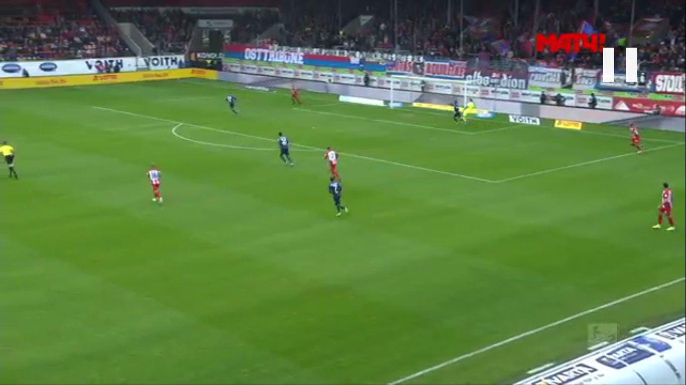 06-10-2019 - 1. FC Heidenheim 1846 2-3 VfL Bochum 1848 (2. BUNDESLIGA)