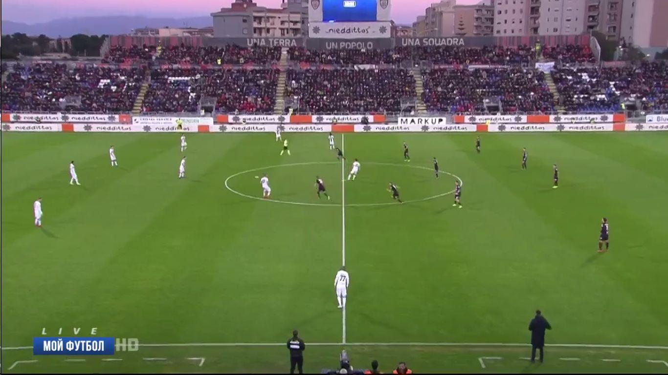 16-02-2019 - Cagliari 2-1 Parma