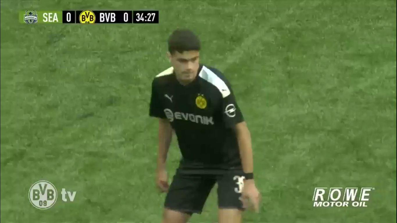 """Résultat de recherche d'images pour """"Seattle Sounders FC 1:3 Borussia Dortmund"""""""