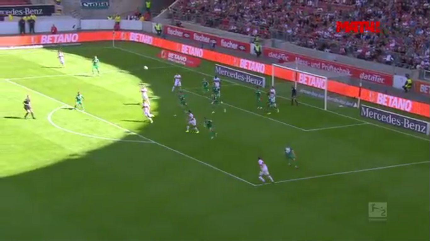 21-09-2019 - SV Wehen Wiesbaden 2-5 DSC Arminia Bielefeld (2. BUNDESLIGA)