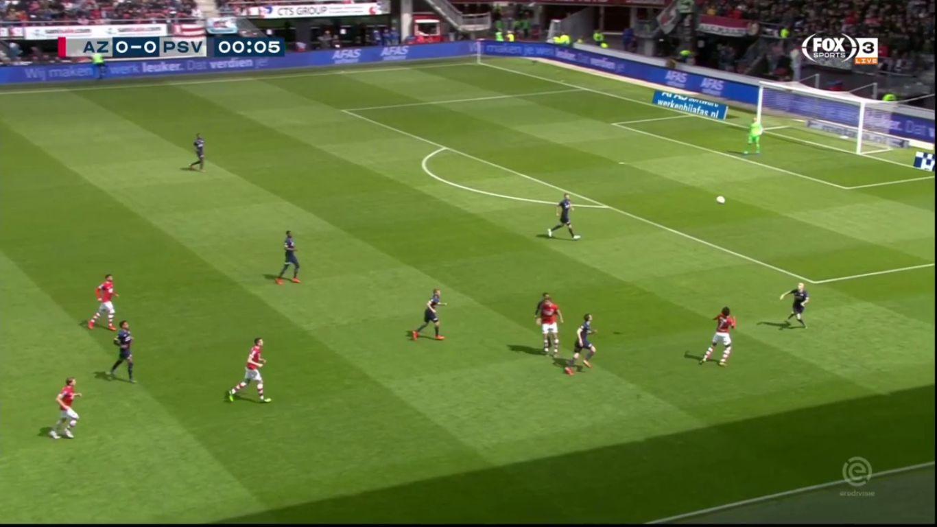 12-05-2019 - AZ Alkmaar 1-0 PSV Eindhoven