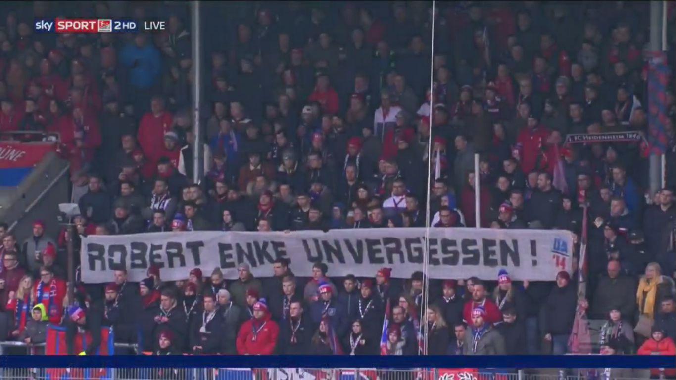 10-11-2019 - 1. FC Heidenheim 1846 4-0 Hannover 96 (2. BUNDESLIGA)