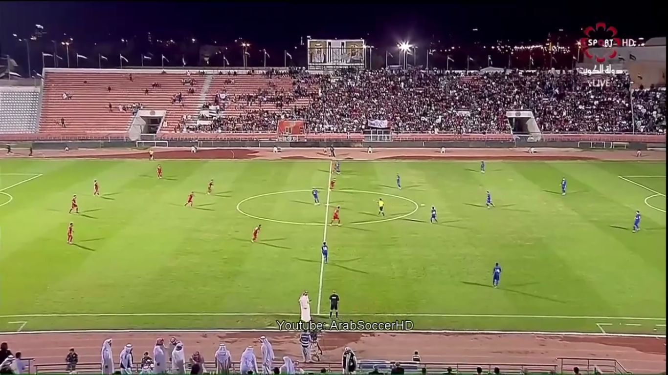 20-11-2018 - Kuwait 1-2 Syria (FRIENDLY)