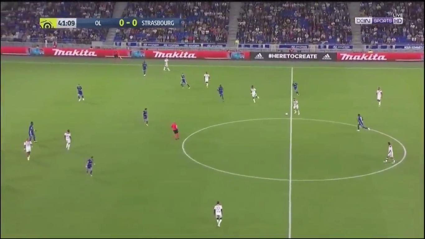 09-08-2019 - Monaco 0-3 Lyon