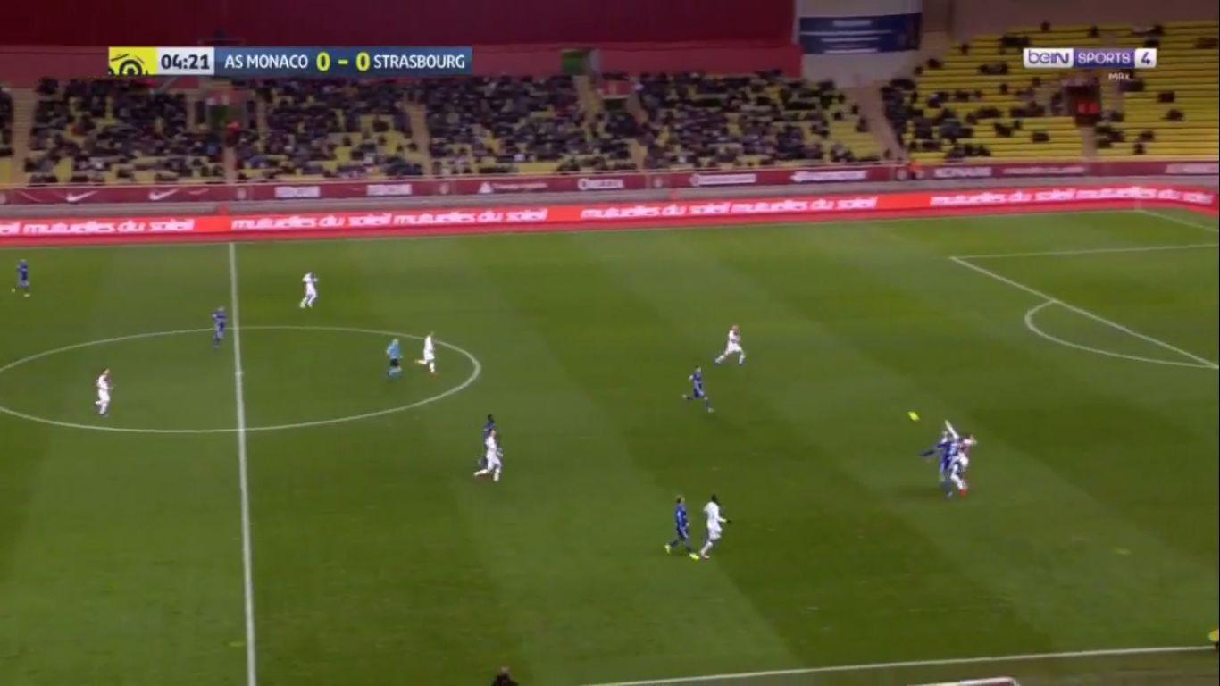 19-01-2019 - Monaco 1-5 Strasbourg