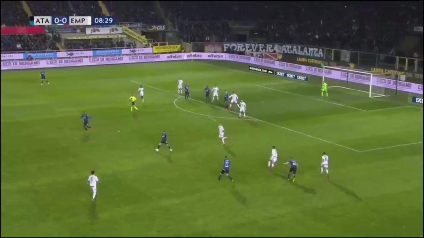 15-04-2019 - Atalanta 0-0 Empoli