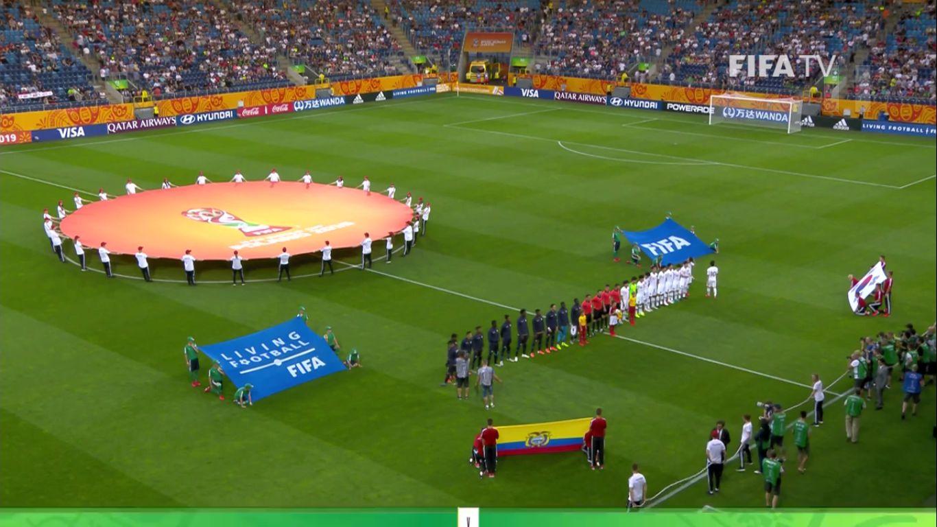 11-06-2019 - Ecuador U20 0-1 South Korea U20 (WORLD CUP U20)