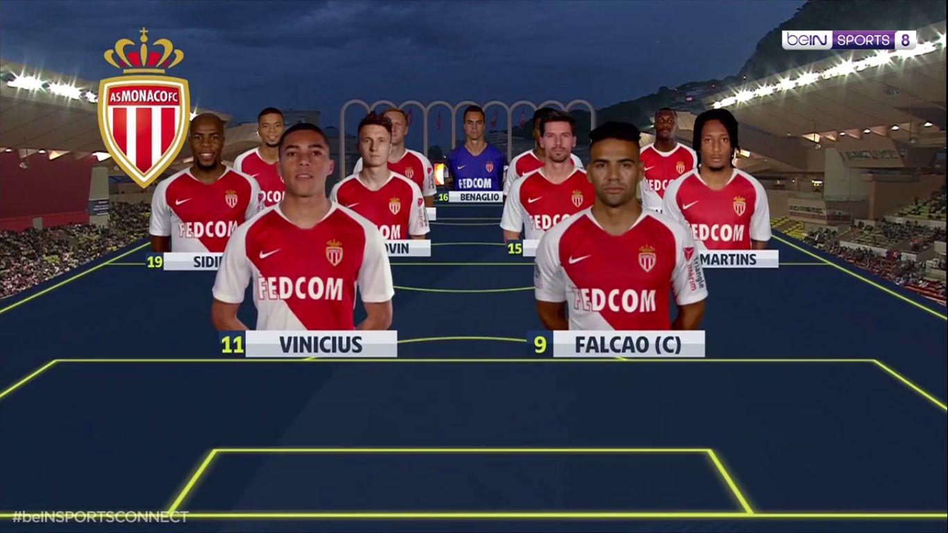 18-05-2019 - Monaco 2-0 Amiens