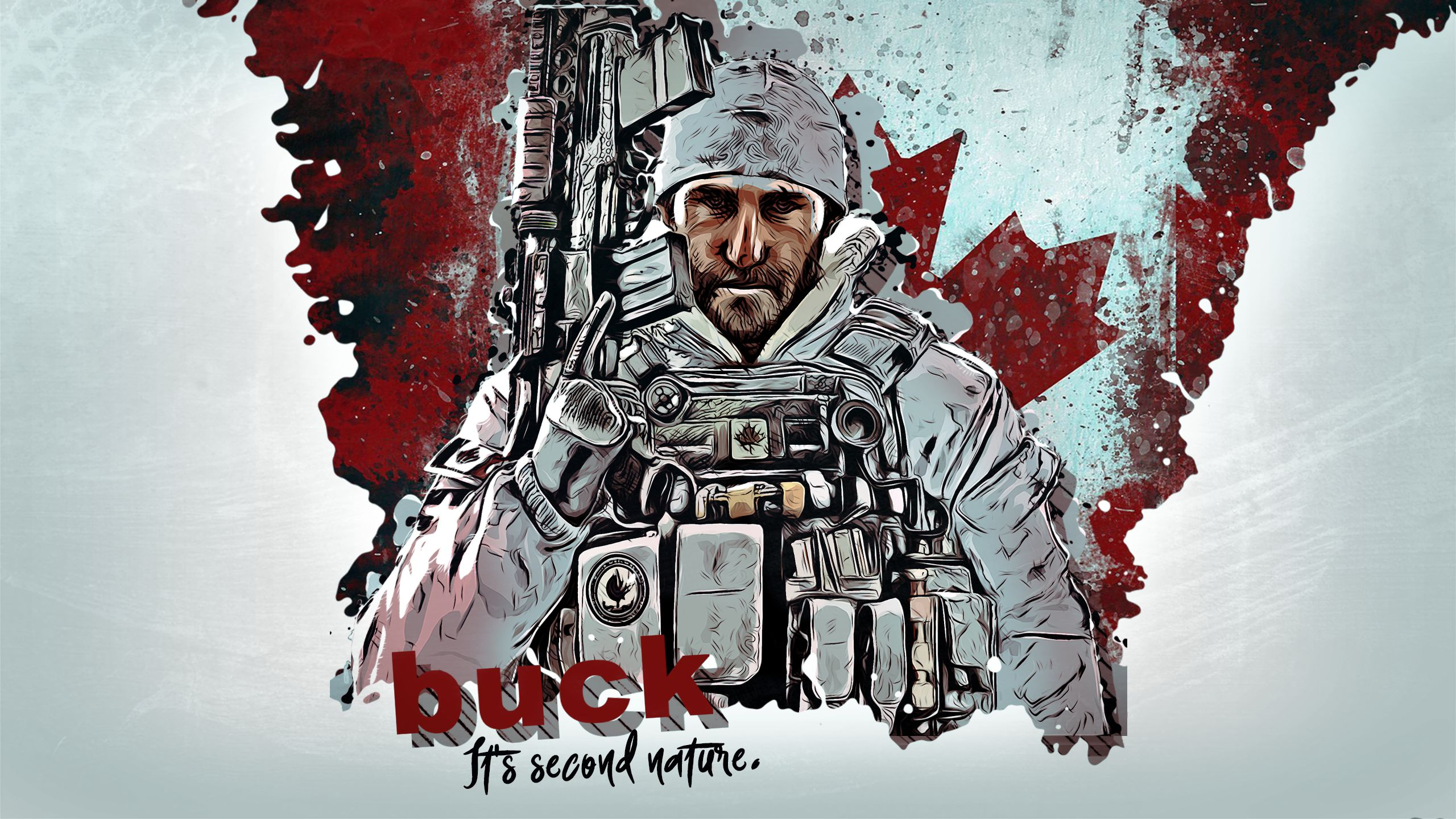 Buck Rainbow Six Siege Review Steemit