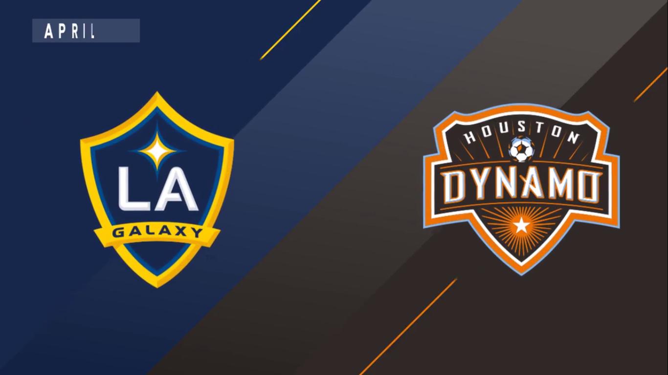 20-04-2019 - Los Angeles Galaxy 2-1 Houston Dynamo