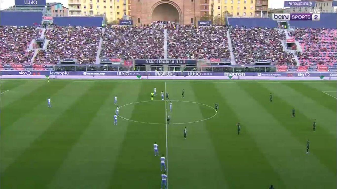 06-10-2019 - Bologna 2-2 Lazio