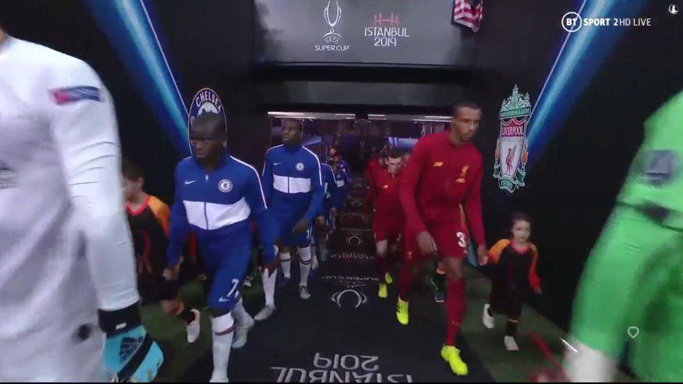 14-08-2019 - Liverpool 2-2 (5-4 PEN.) Chelsea (UEFA SUPER CUP)