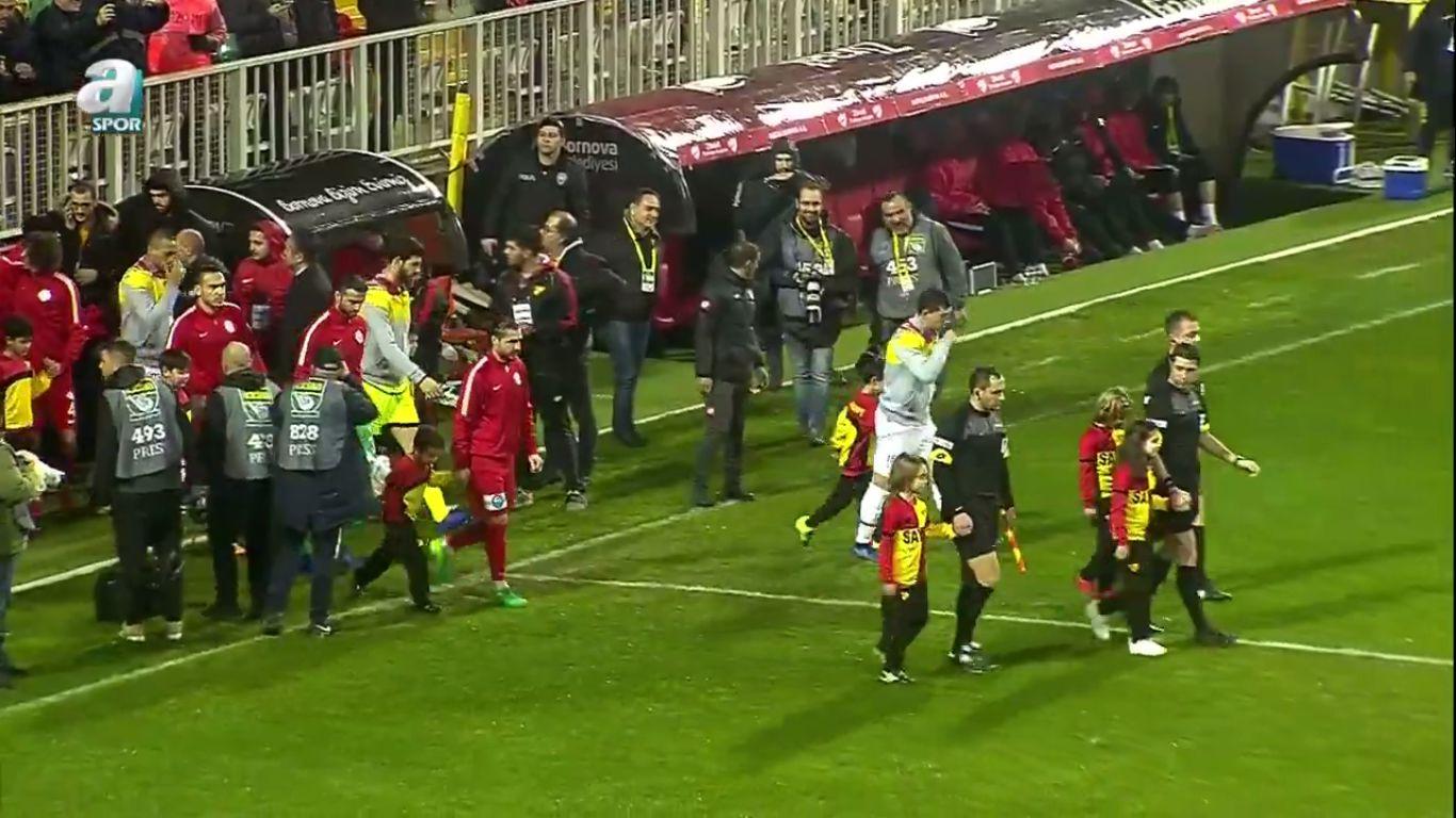 23-01-2019 - Goztepe 3-0 Antalyaspor (ZIRAAT CUP)