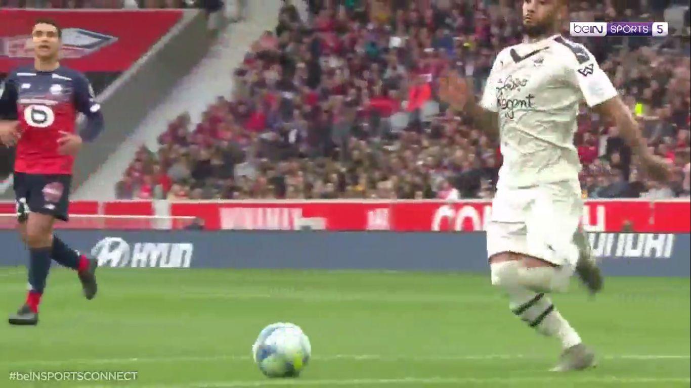 26-10-2019 - Lille 3-0 Bordeaux