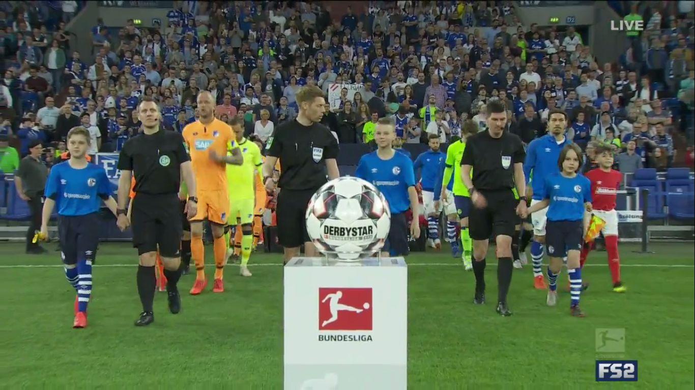 20-04-2019 - Schalke 04 2-5 Hoffenheim