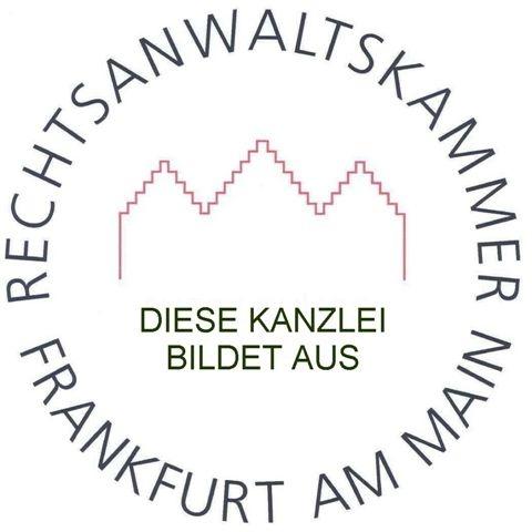 Diese Kanzlei bildet aus - Rechtsanwaltskammer Frankfurt am Main