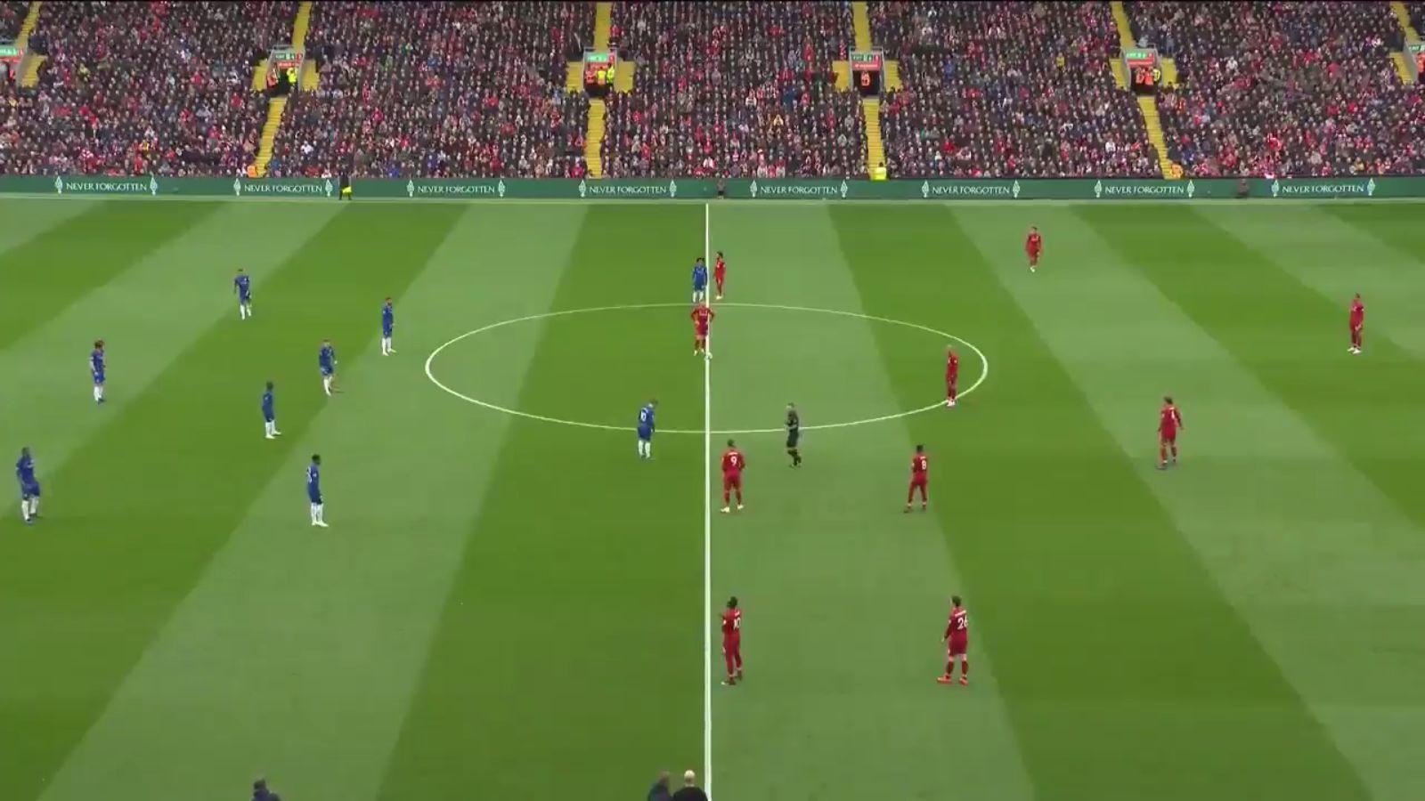 14-04-2019 - Liverpool 2-0 Chelsea