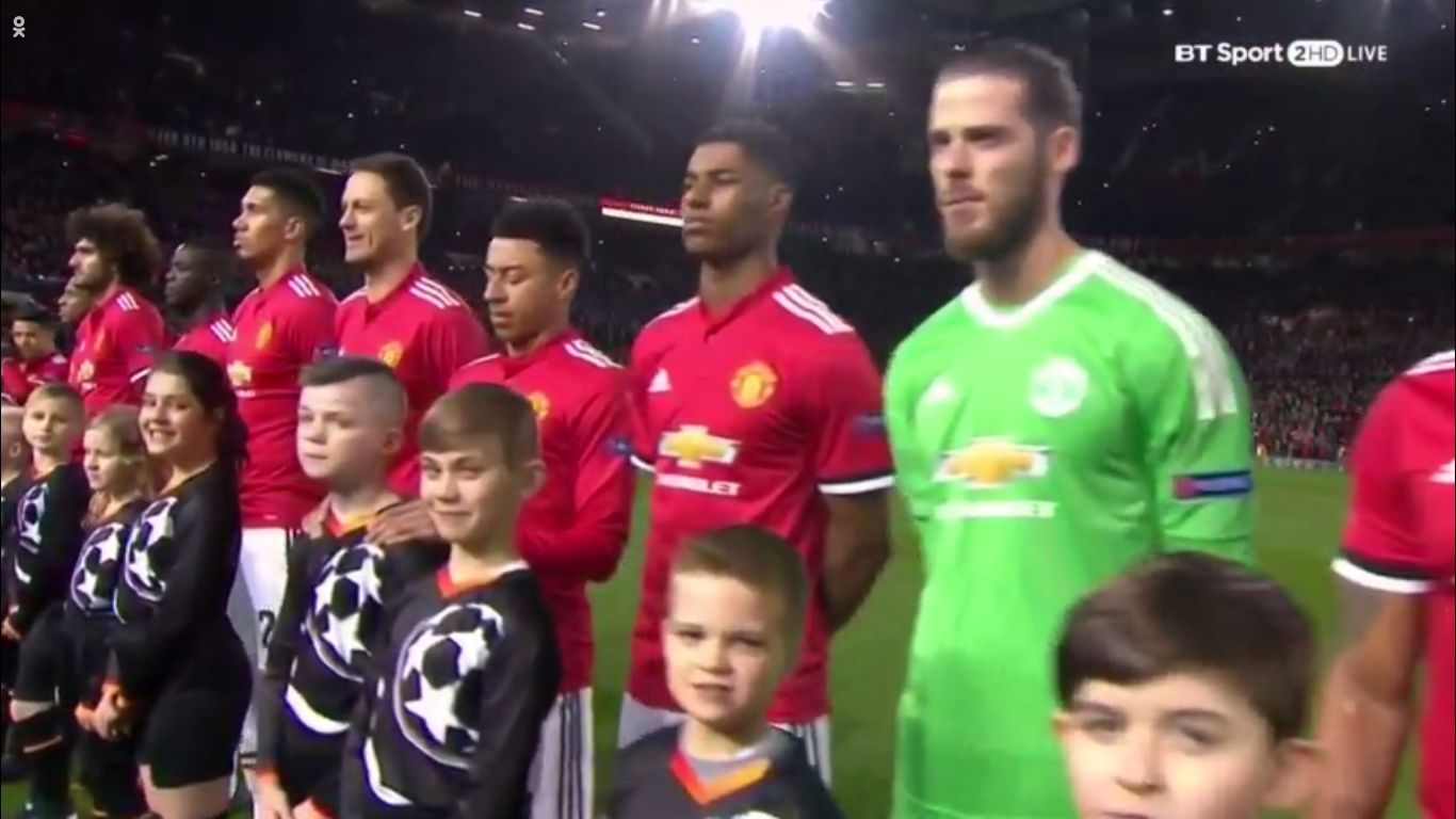 13-03-2018 - Manchester United 1-2 Sevilla (CHAMPIONS LEAGUE)