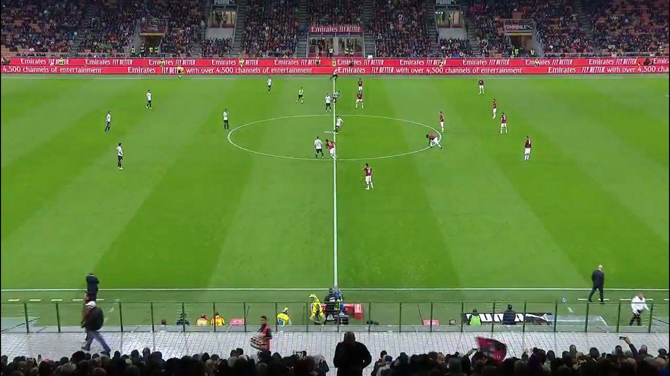 20-10-2019 - Milan 2-2 Lecce
