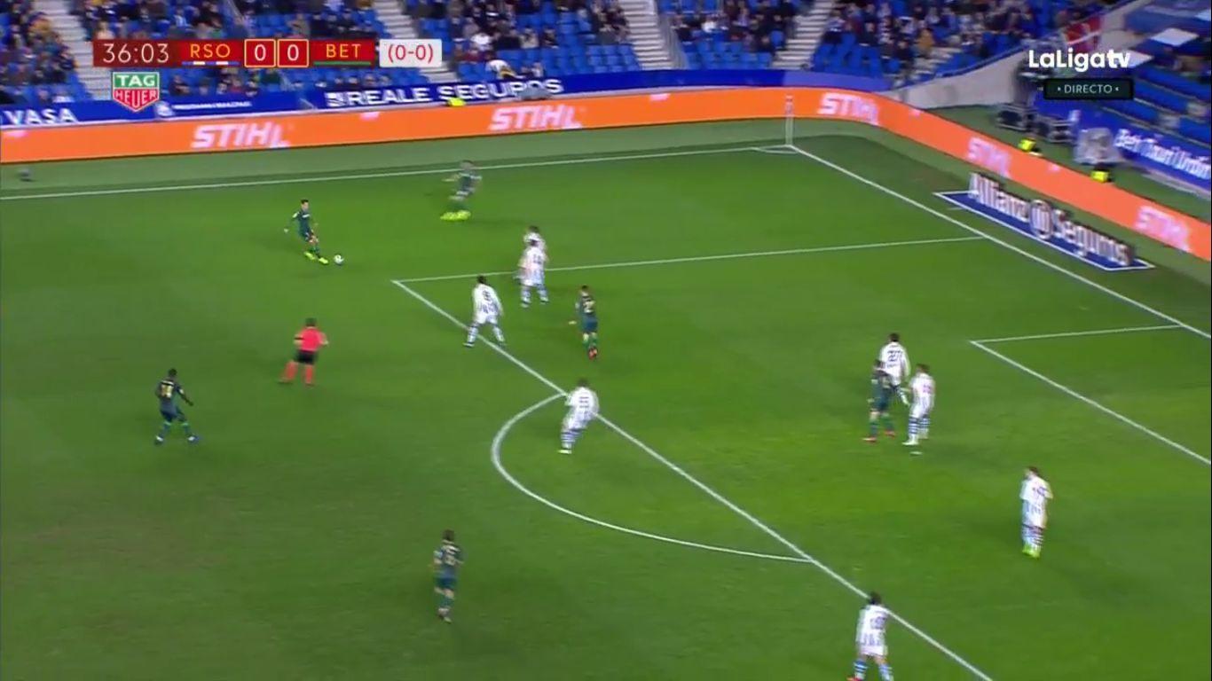 17-01-2019 - Real Sociedad 2-2 Real Betis (COPA DEL REY)