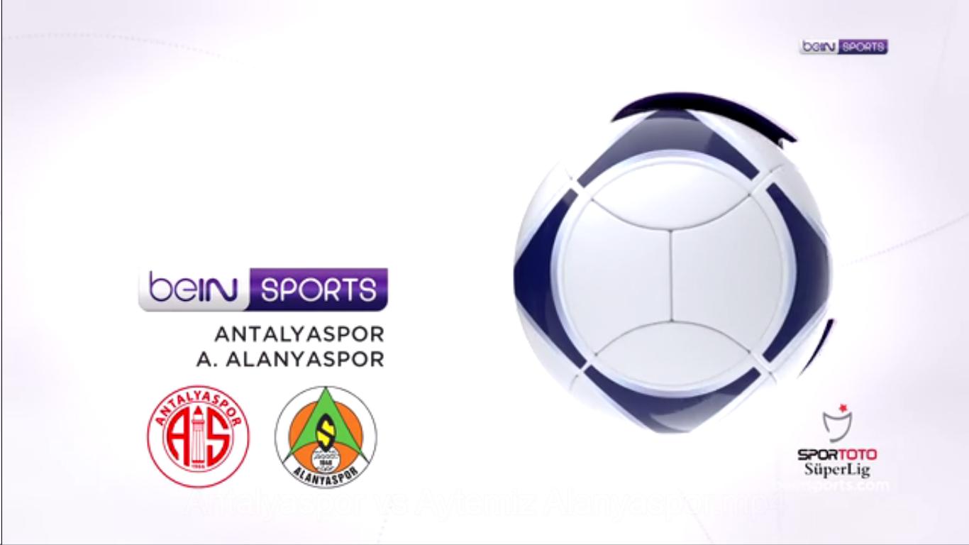 16-03-2019 - Antalyaspor 3-0 Alanyaspor