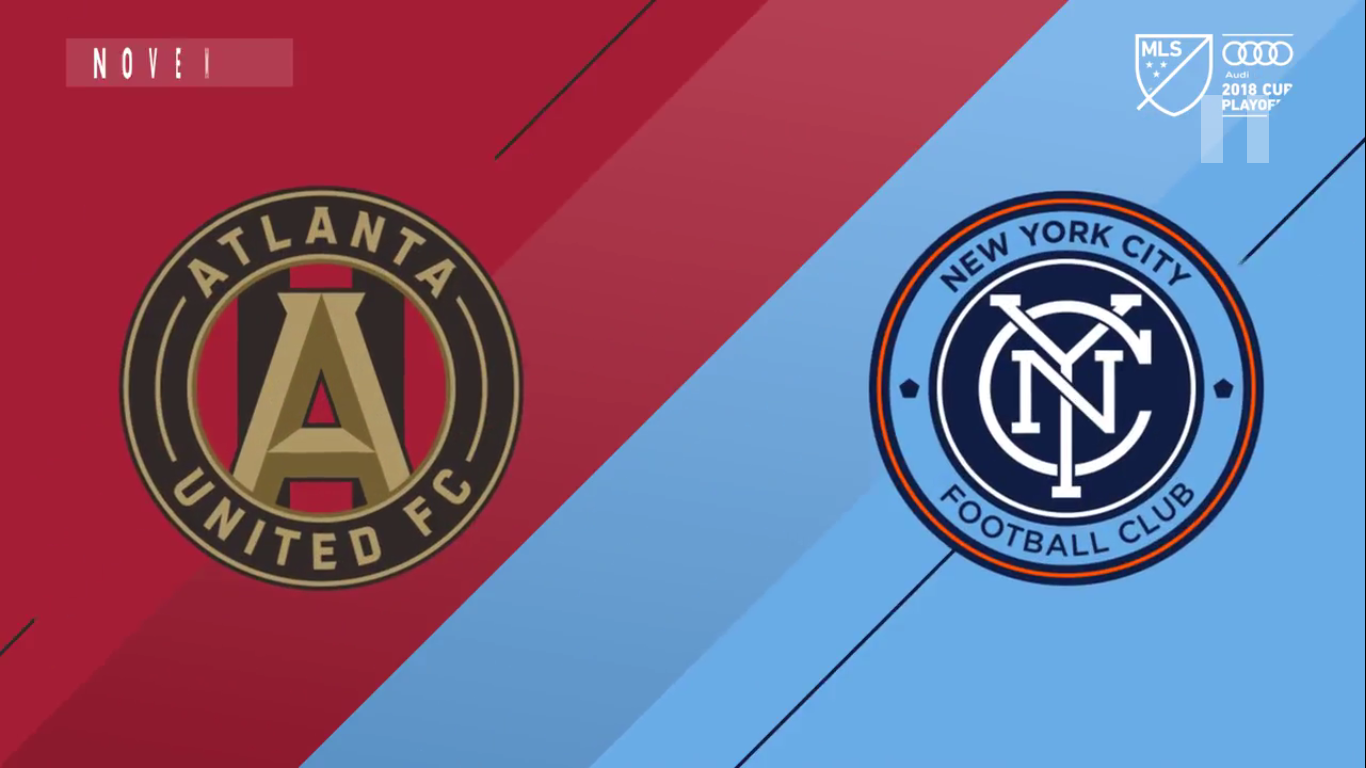 12-11-2018 - Atlanta United Fc 3-1 New York City FC