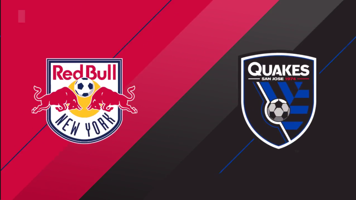 17-03-2019 - New York Red Bulls 4-1 San Jose Earthquakes