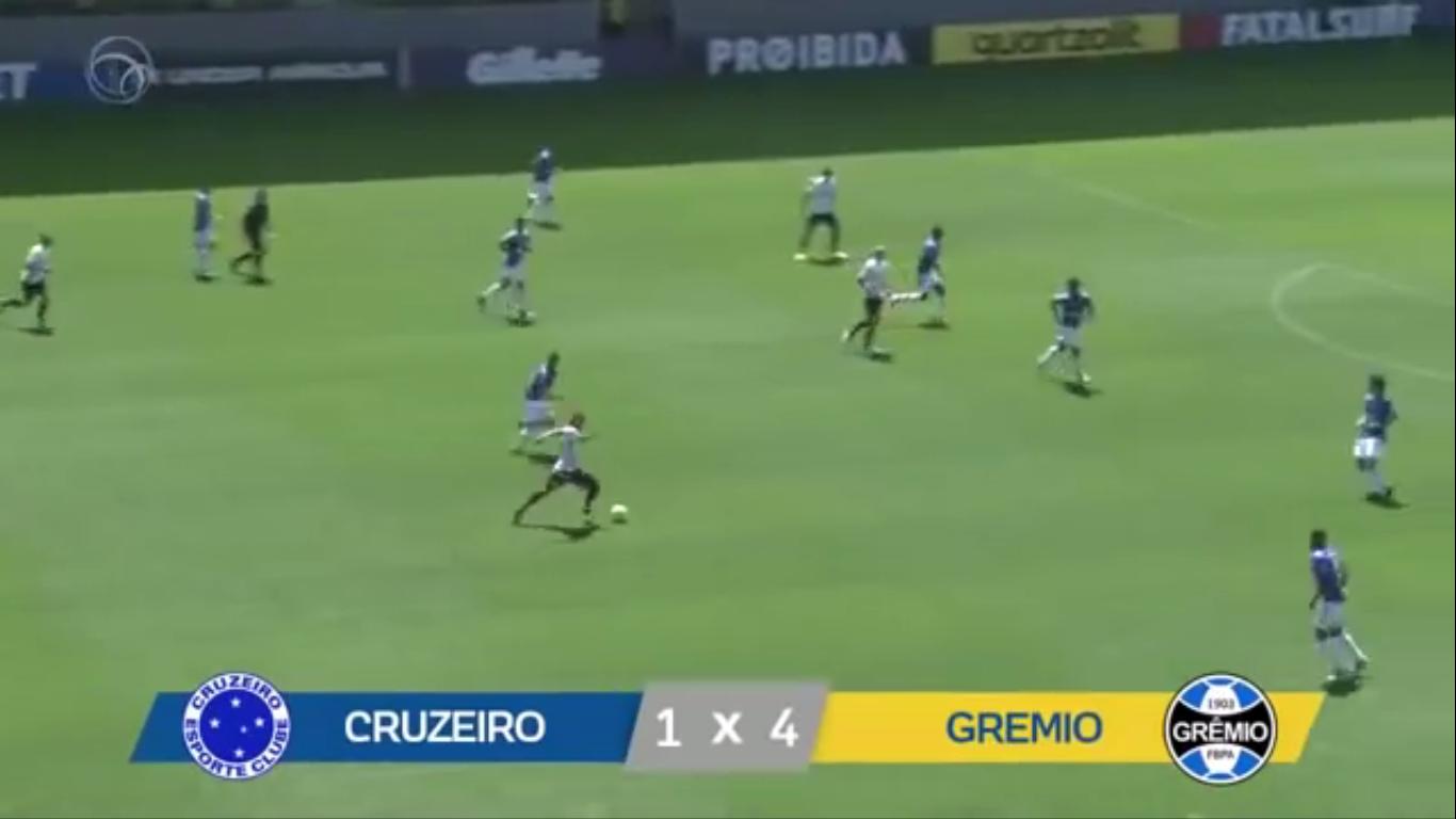 09-09-2019 - Cruzeiro 1-4 Gremio