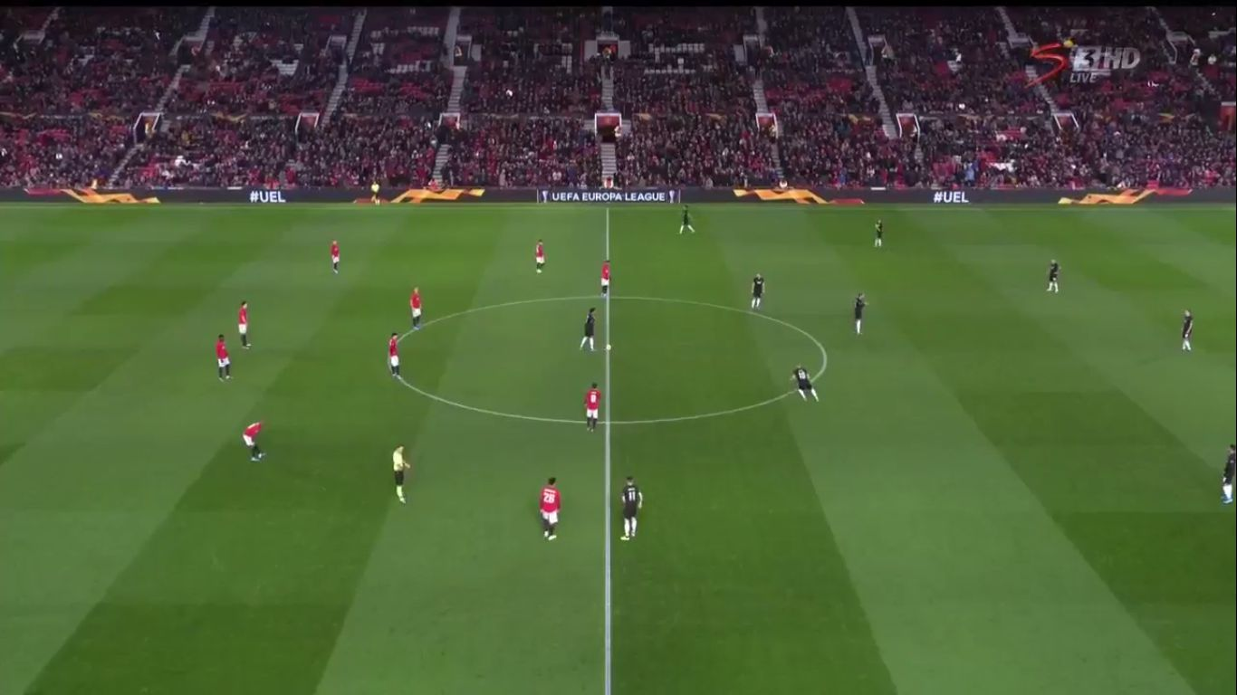 12-12-2019 - Manchester United 4-0 AZ Alkmaar (EUROPA LEAGUE)