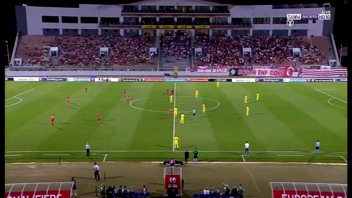 10-06-2019 - Malta 0-4 Romania (EURO QUALIF.)