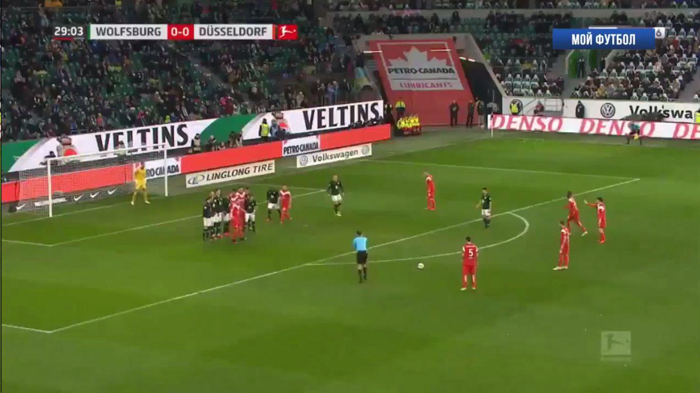 16-03-2019 - Wolfsburg 5-2 Fortuna Dusseldorf