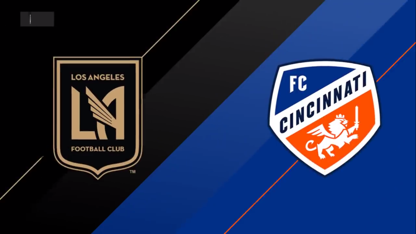 14-04-2019 - Los Angeles FC 2-0 FC Cincinnati