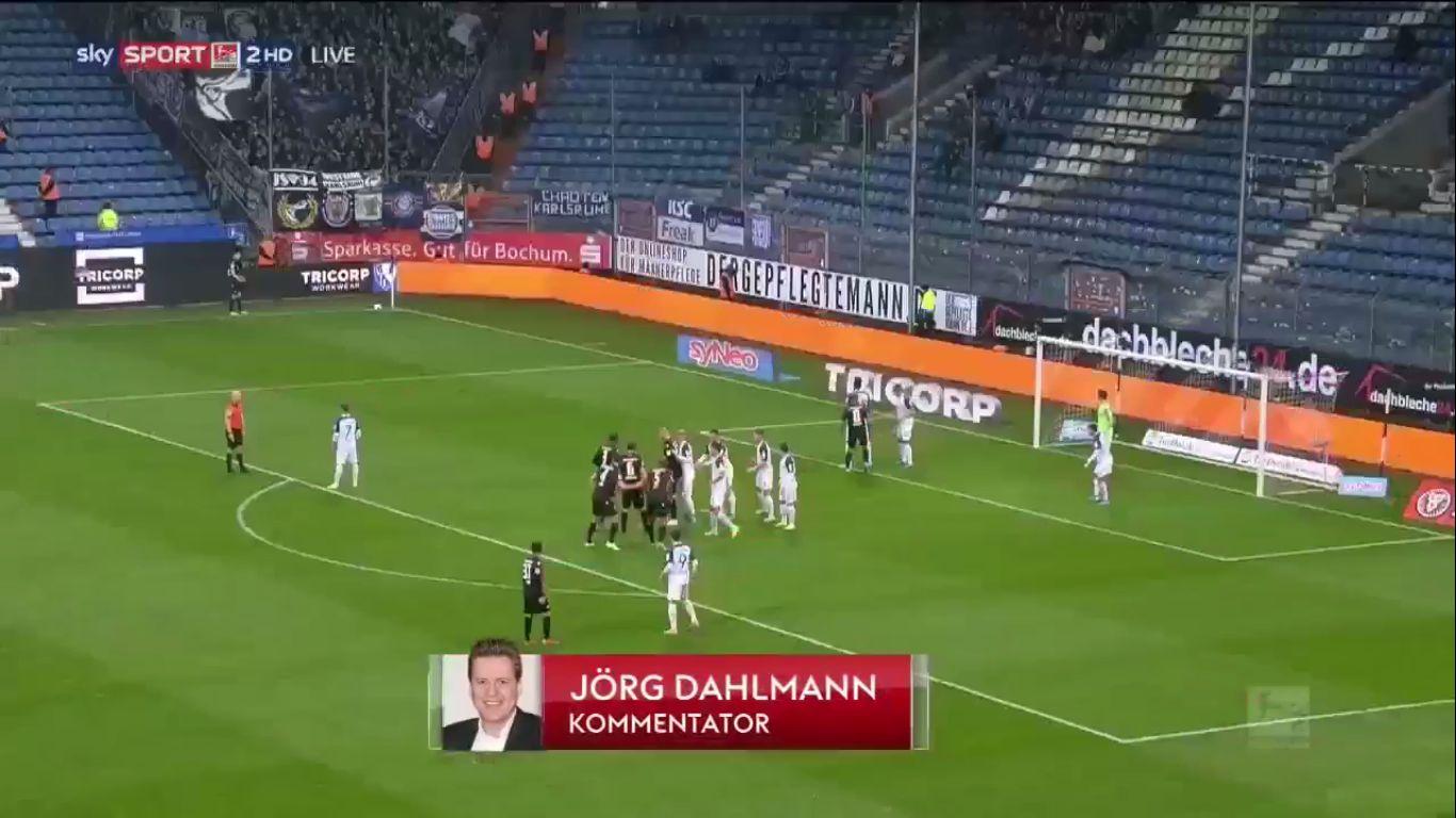 20-10-2019 - VfL Bochum 1848 3-3 Karlsruher SC (2. BUNDESLIGA)