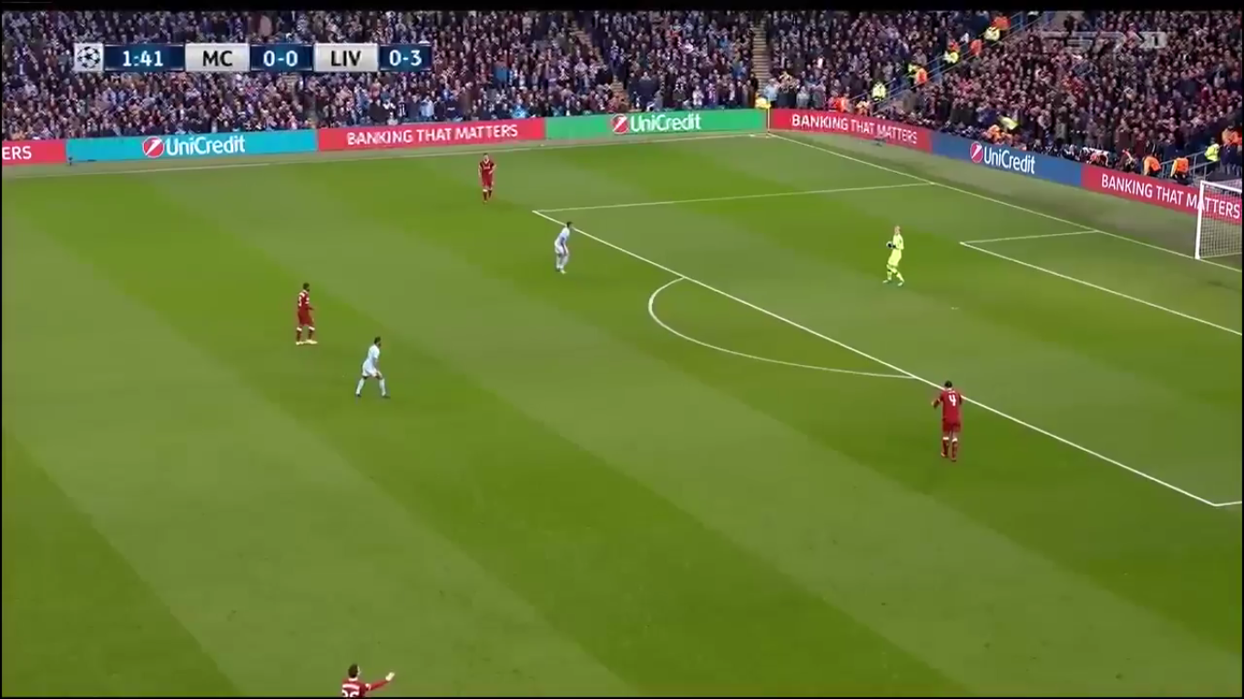 10-04-2018 - Manchester City 1-2 Liverpool (CHAMPIONS LEAGUE)