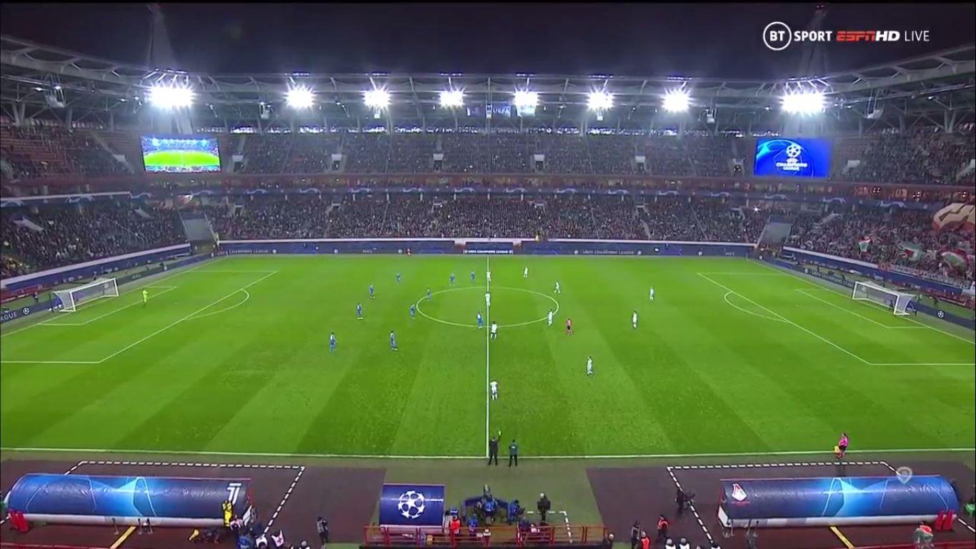 06-11-2019 - Lokomotiv Moscow 1-2 Juventus (CHAMPIONS LEAGUE)