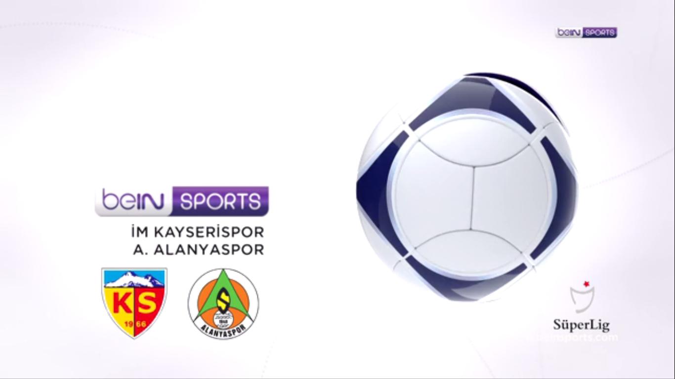 17-08-2019 - Kayserispor 0-1 Alanyaspor