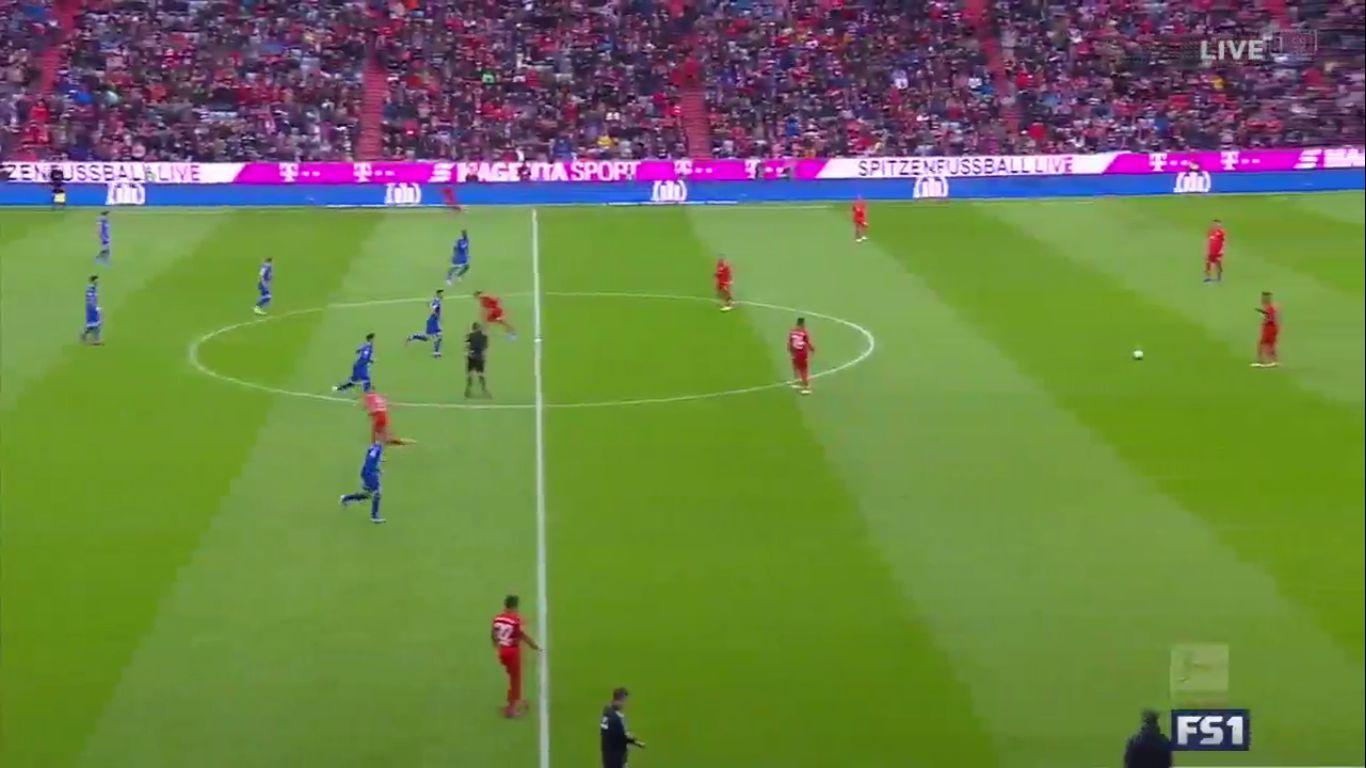 05-10-2019 - FC Bayern Munchen 1-2 Hoffenheim