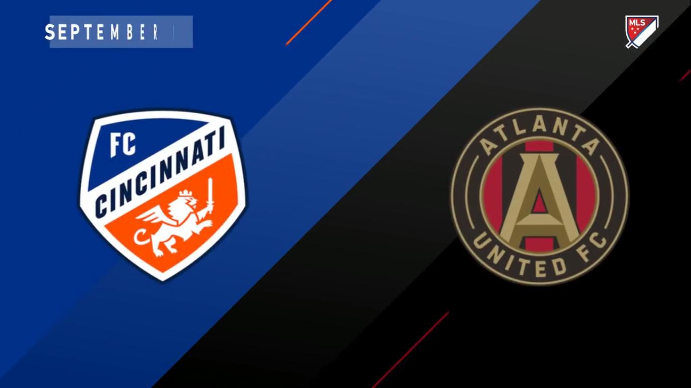 19-09-2019 - FC Cincinnati 0-2 Atlanta United Fc