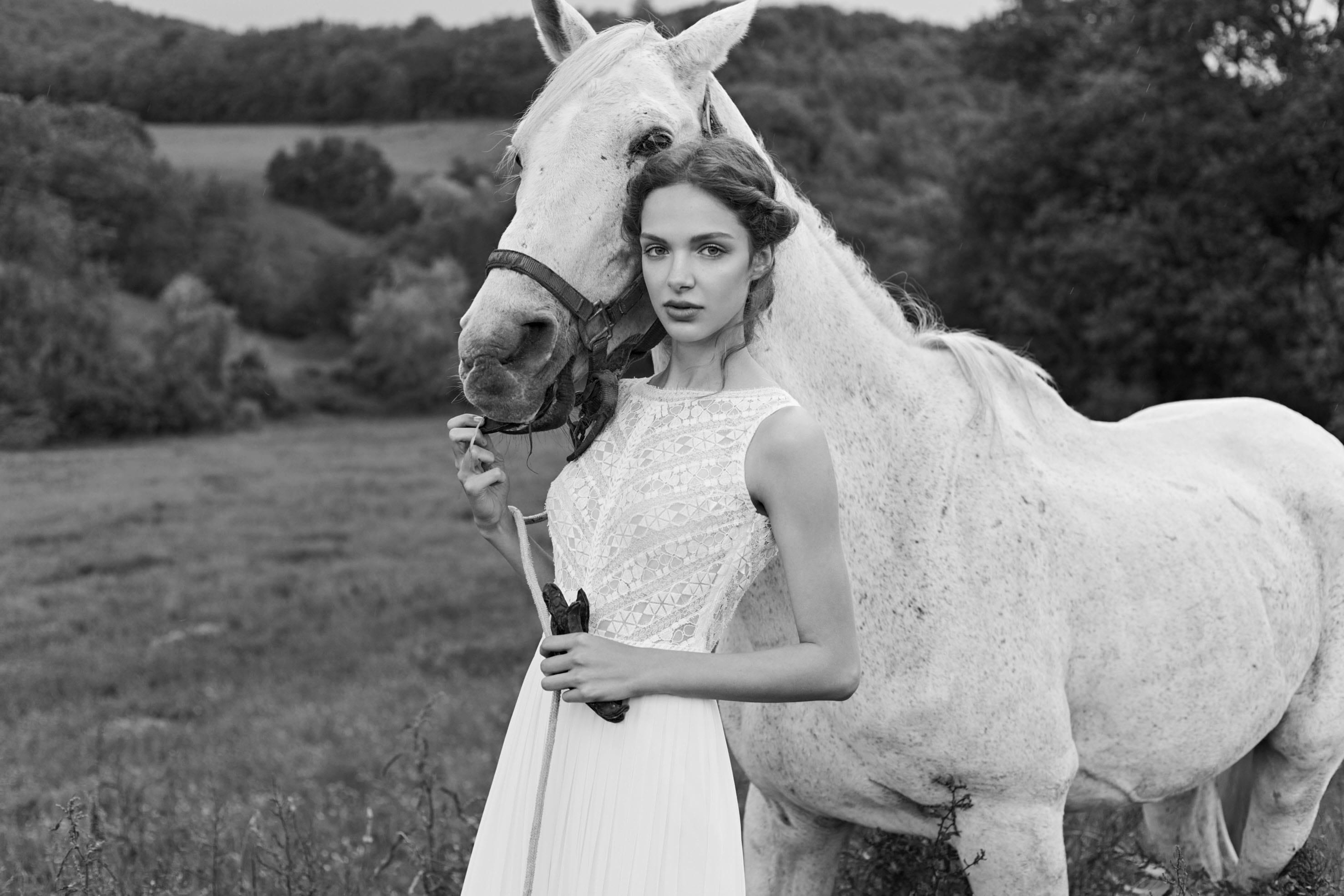 Bruchsal Brautkleid aus Seide