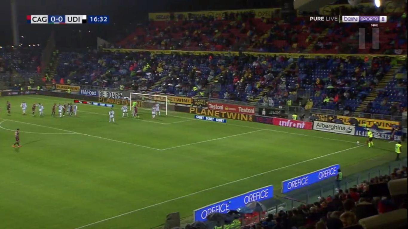 26-05-2019 - Cagliari 1-2 Udinese