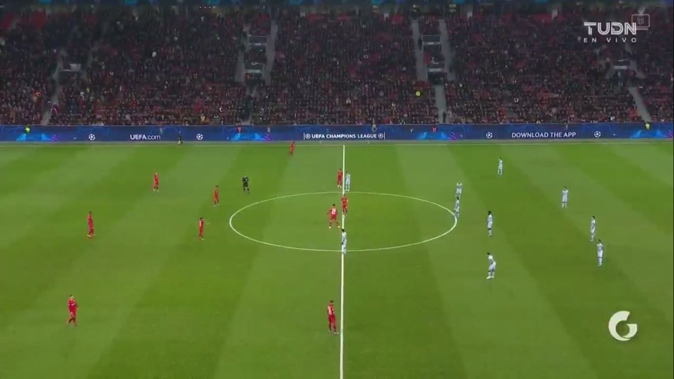 06-11-2019 - Bayer Leverkusen 2-1 Atletico Madrid (CHAMPIONS LEAGUE)
