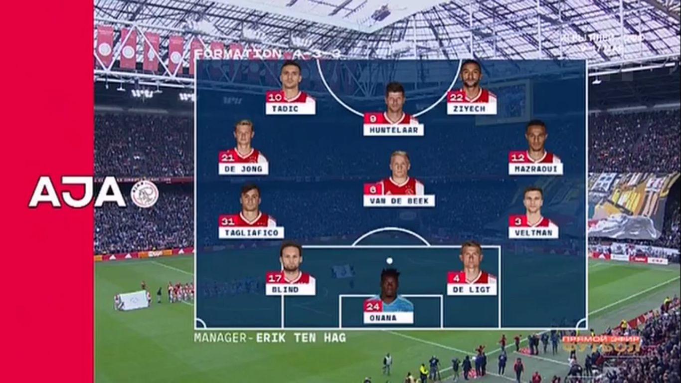 12-05-2019 - Ajax Amsterdam 4-1 FC Utrecht