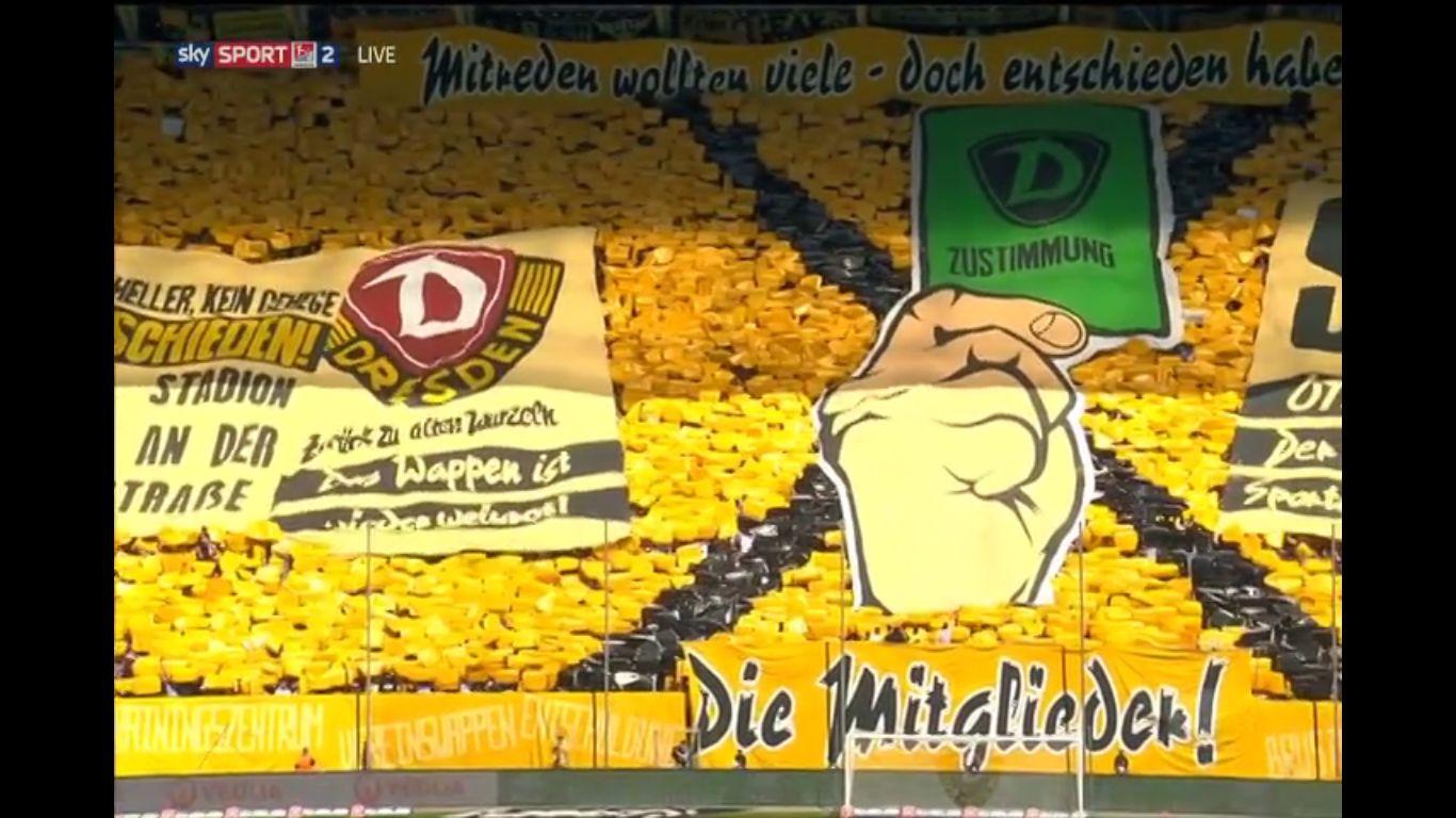 21-04-2019 - SG Dynamo Dresden 3-0 1. FC Koln (2. BUNDESLIGA)